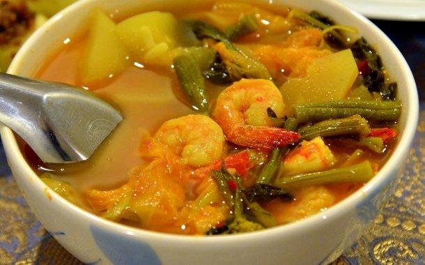 kaeng-som-kung-thailand