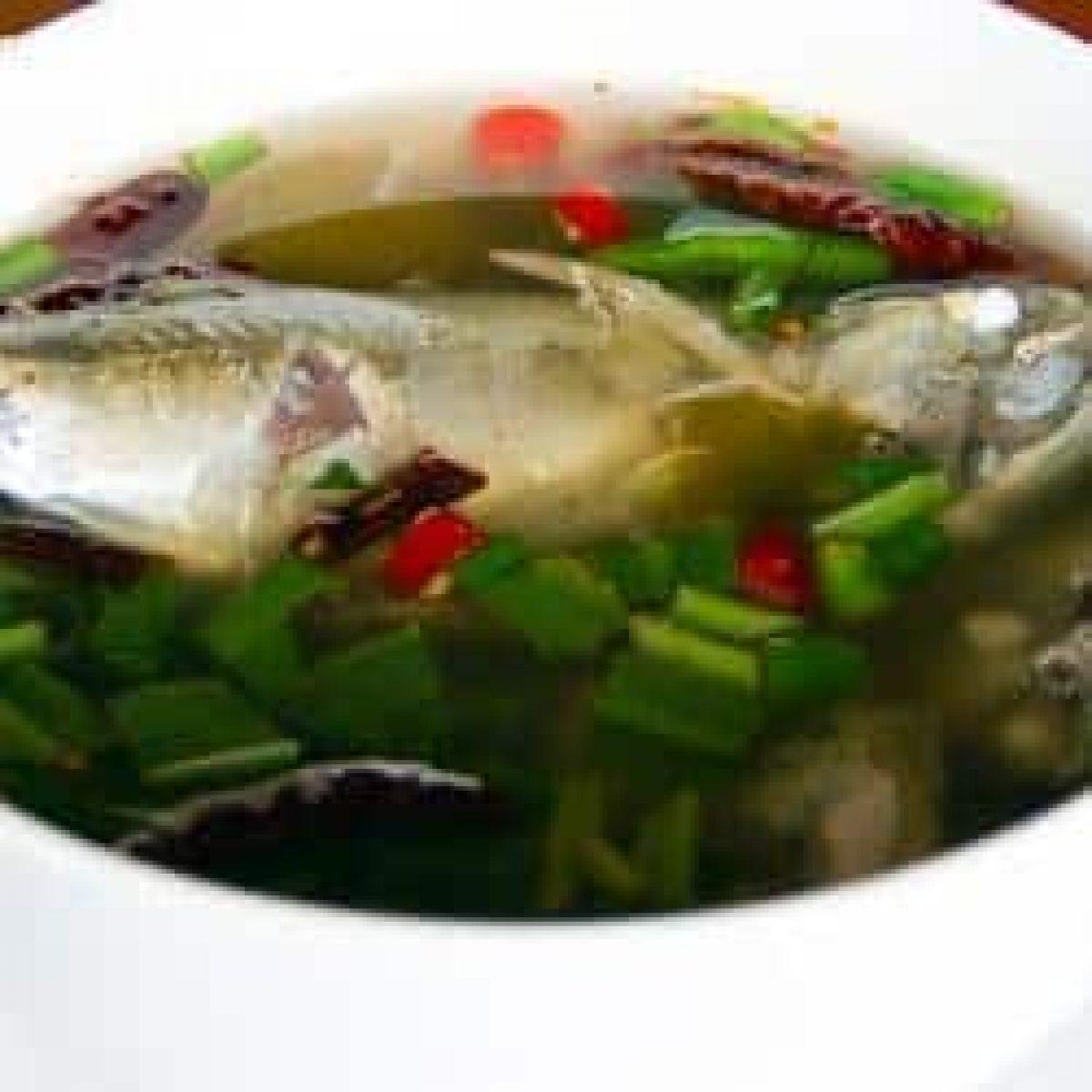 Fish and Tamarind Soup - Asian Recipe