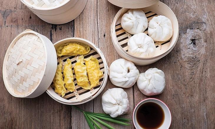 Asian Steamers - kitchen utensils