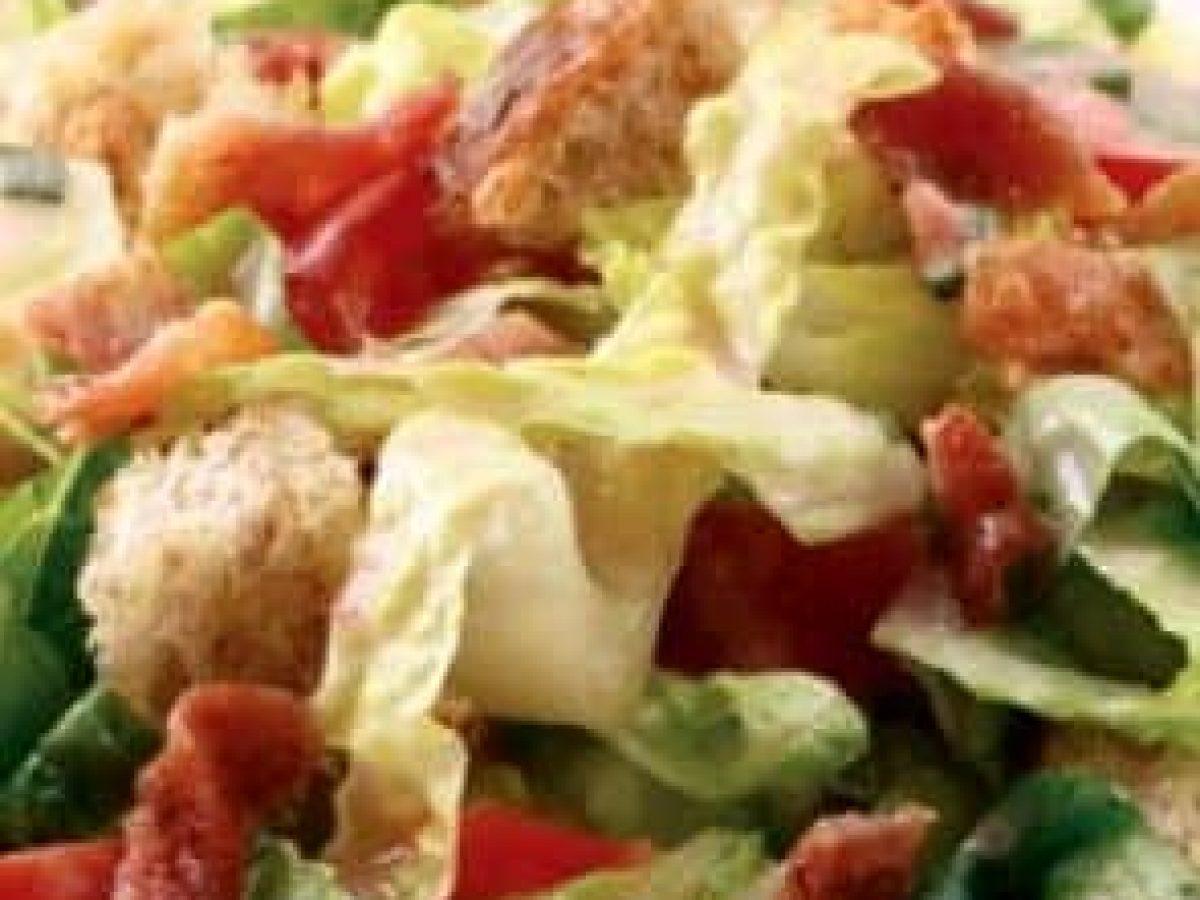 Fusion Salads Asian Recipe