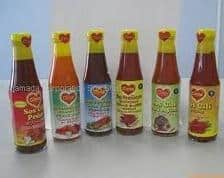 Brunei Sauces Recipes