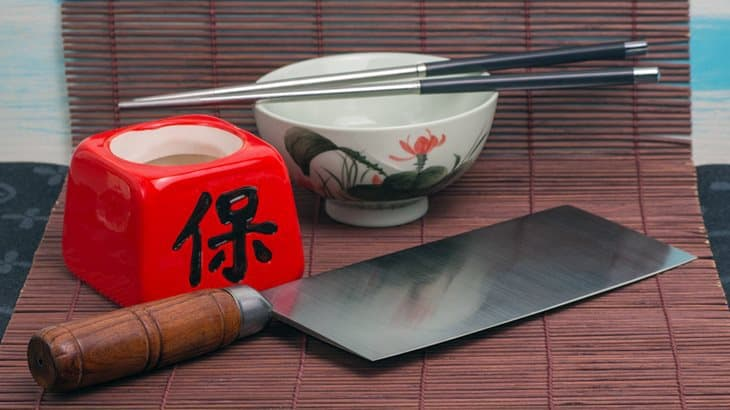 Choosing a Chinese cleaver and chef / cooks knives