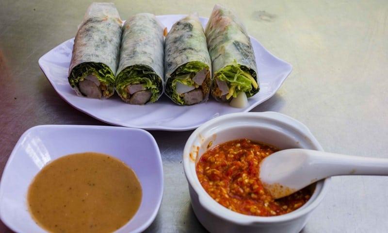 Vietnamese condiments