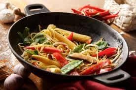 Evolution of Asian Cuisine