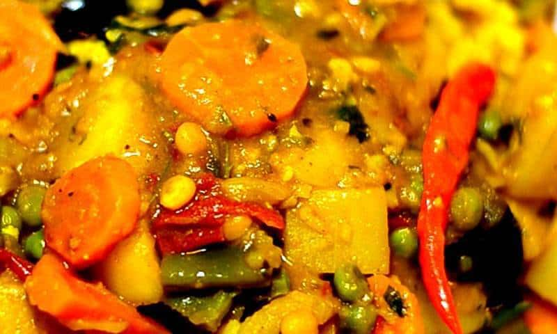 Bangladeshi vegetarian recipes