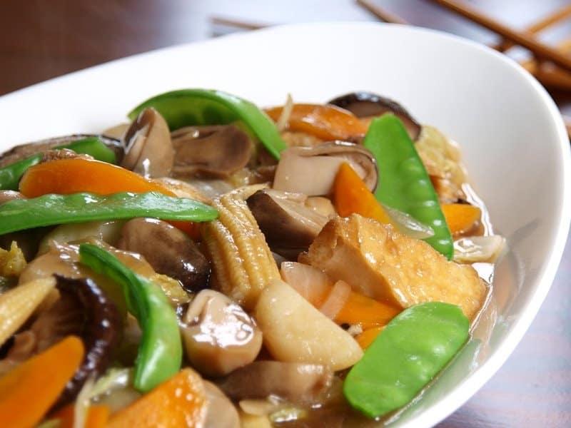 Buddha's Delight (Lohan chai) recipe