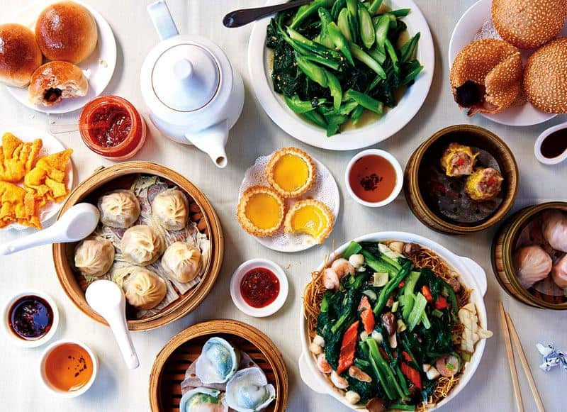 Chinese dining guide