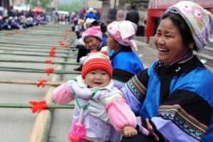 Dai people, China