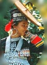 Dai woman, China