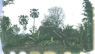 Dai people - houses