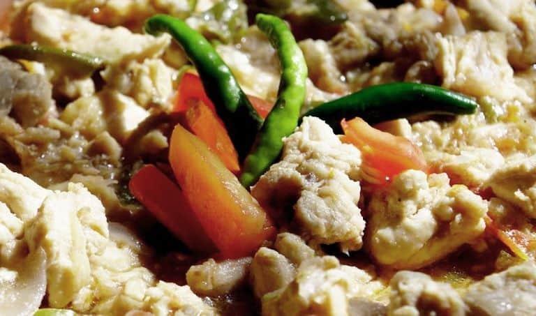 Jasha Maroo (Minced Chicken)