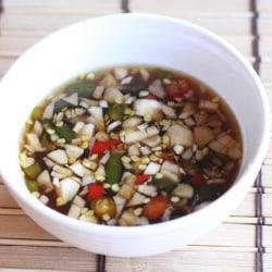 Laos Sauce Recipes