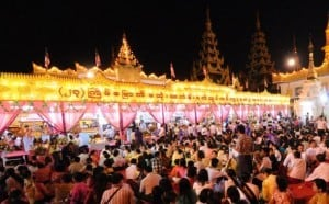myanmar-matho-thingan weaving-festival