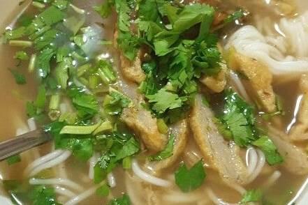 Rakhine Noodle - Rakhine Mote Tee