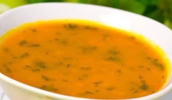 Schwe Payon Hinjo (pumpkin soup