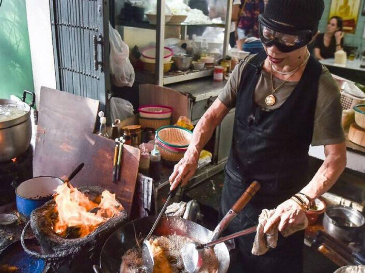 Thai Cooking Kitchen Utensils Methods Asian Recipe
