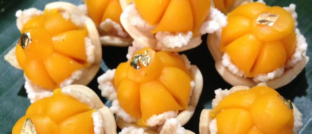 Thai Dessert Recipes