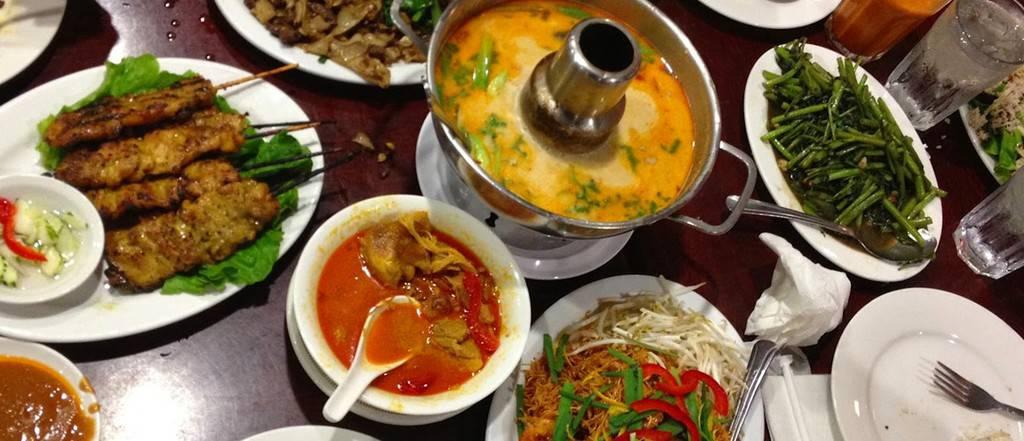 Thai food introduction