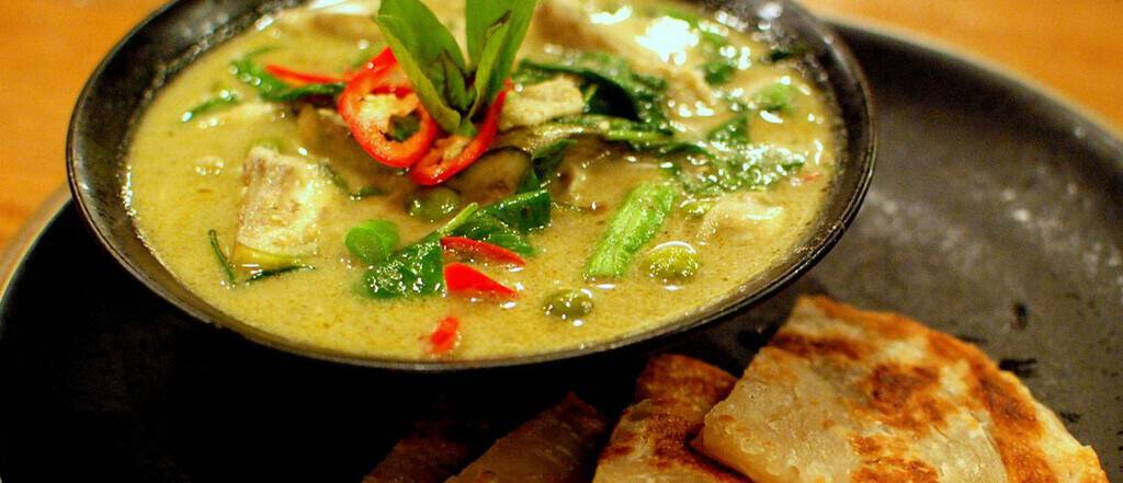 Thai- Curry Recipes - Green Curry
