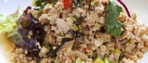 Thai Larb Salad recipe