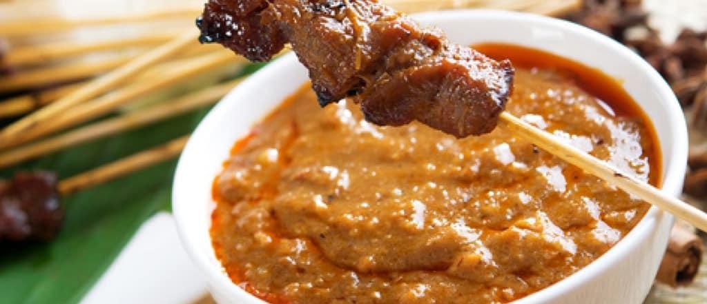 Thai Sauce Recipes - Peaunt Sauce