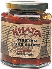 Tibetan Sauces