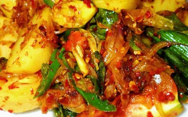 Sri Lankan Vegetable Dishes
