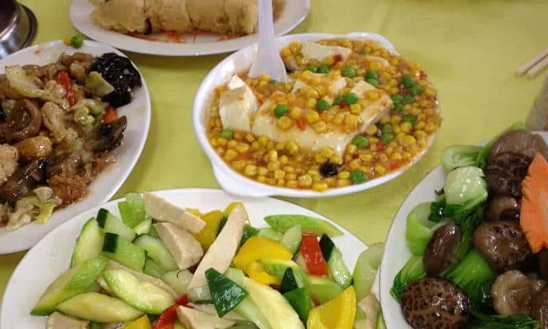 Vegetarian recipes - Burma / Myanmar