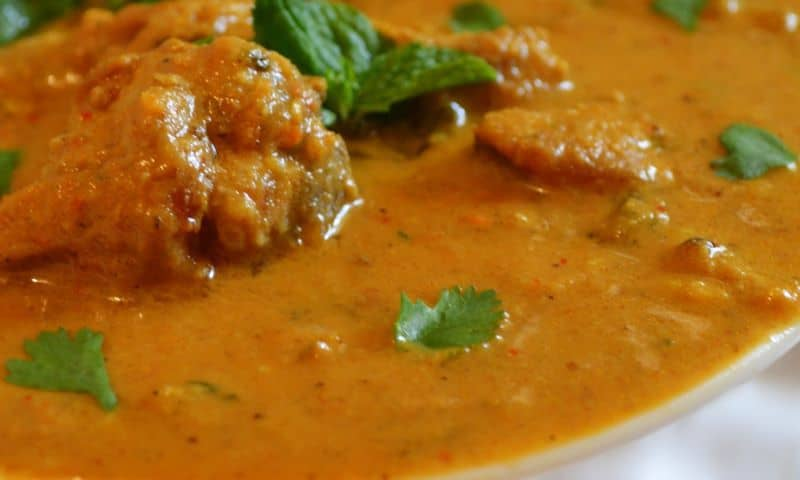 Chicken Curry - North Indian