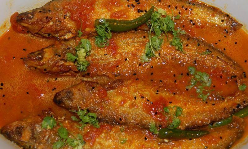 Fish Korma