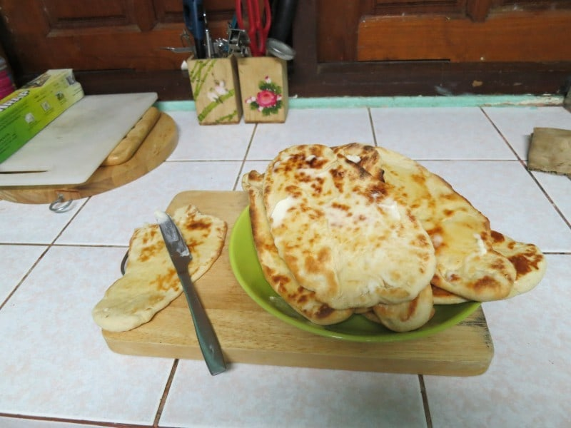 Naan Bread Recipe – BBQ Oven
