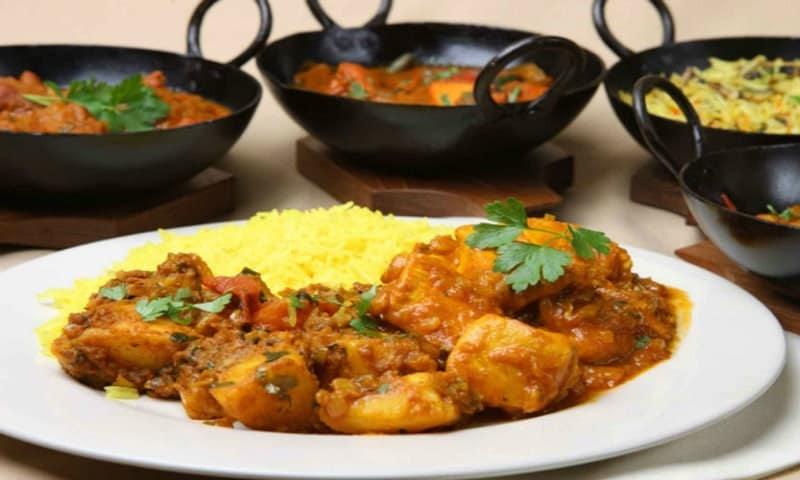 Vegetarian food - Malaysian Indian cuisine