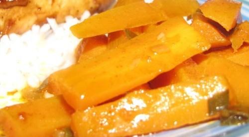 Oseng-oseng Wortel - stir-fried carrots
