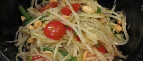 thai salad recipe Som Tam