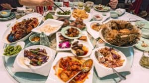 Chinese cuisine & banquets