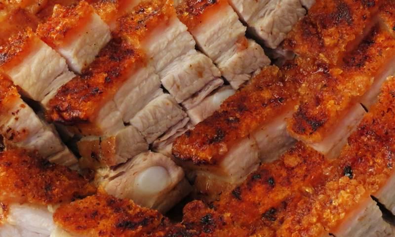 Chinese Meat Recipes - Roast Pork