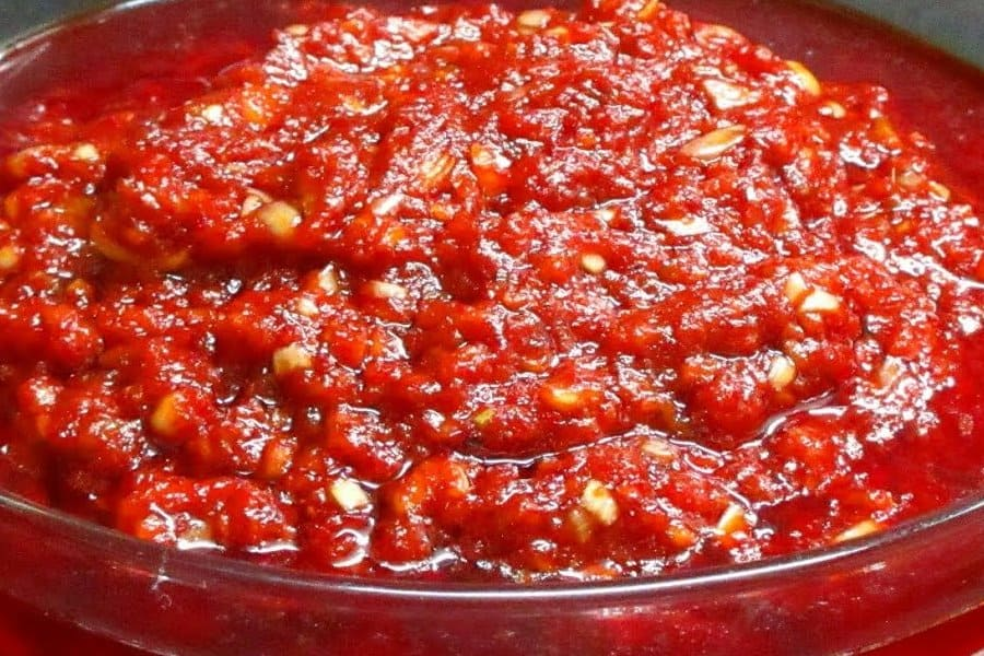 Chinese sauce recipes