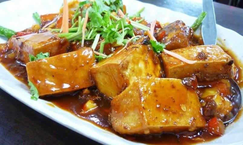 Mongolian Vegetarian Dishes