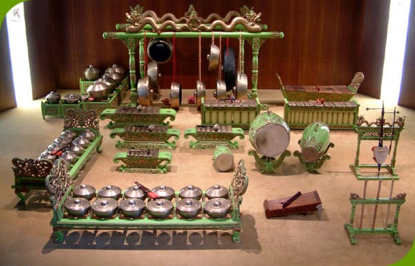 Traditional Indonesian Music