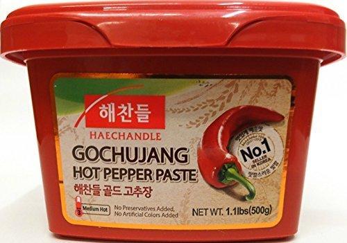 Hot Pepper Paste – Gochujang
