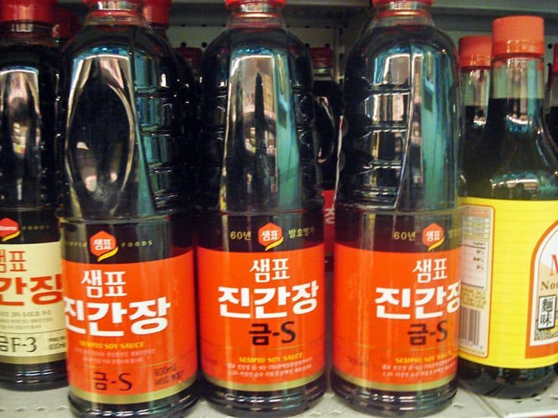 Soy Sauce – Japanese & Korean