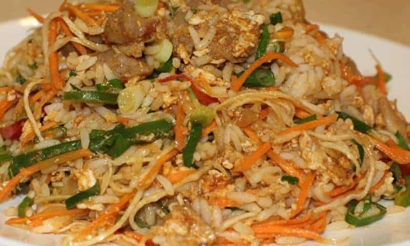Budaatai Huurga - Mongolian Rice