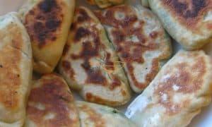Garlic chive boxes / parcels