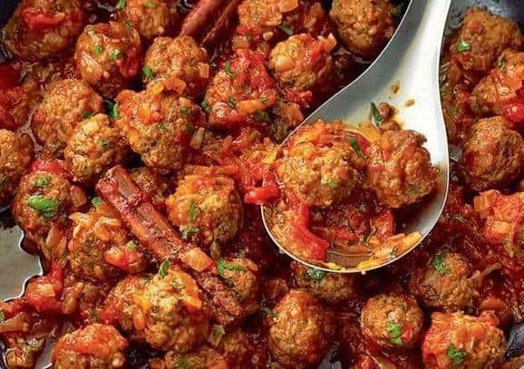 Mongolian lamb meatballs recipe