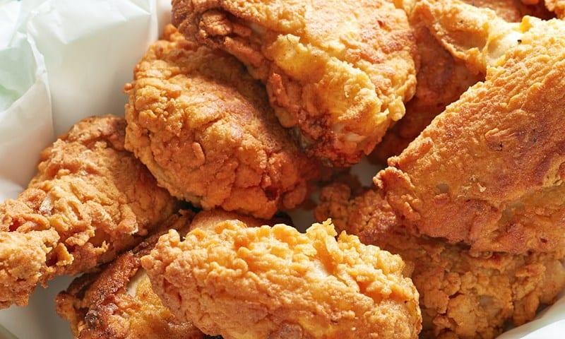Ayam Goreng - Fried Chicken