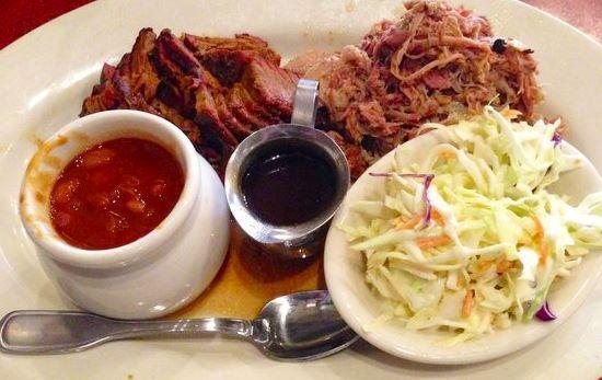 Texas Beef Brisket servings