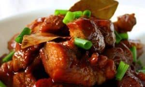 Chicken & Pork Adobo