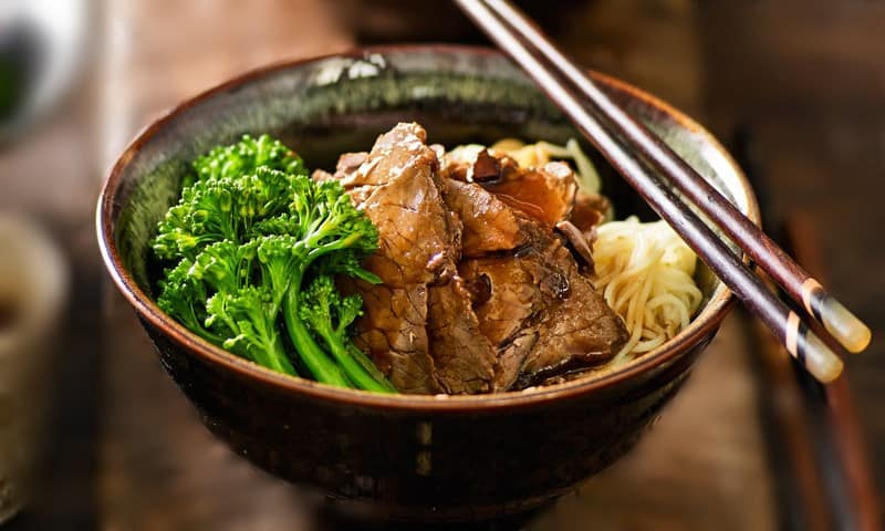 Slow-cooked Mandarin Beef Recipe
