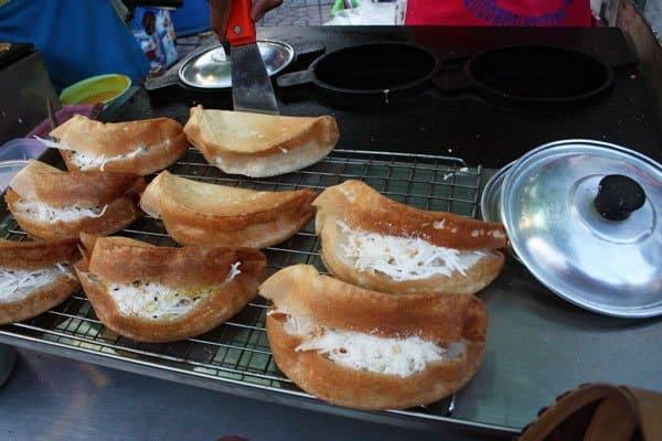 Khanom Tang Taek recipe