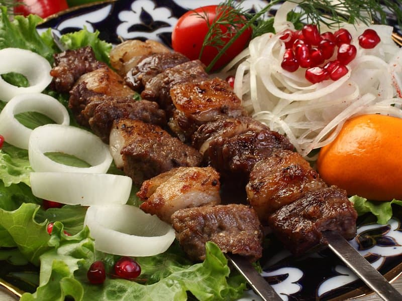 Turkmenistan food recipes